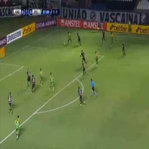 Vasco 0-1 Defensa y Justicia [1-2 on agg.] - Gabriel Hachen 58'