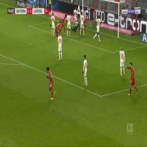 Bayern Munich [3]-3 RB Leipzig - Thomas Muller 75'