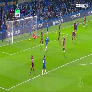 Chelsea [1] - 1 Leeds - Olivier Giroud 27'