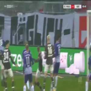 St. Pauli [2]-2 Aue - Igor Matanovic 89'
