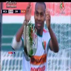 Mouloudia Algiers [3]-0 Olympique Medea - Abdelhak Abdelhafid goal 59' (Algerian league)