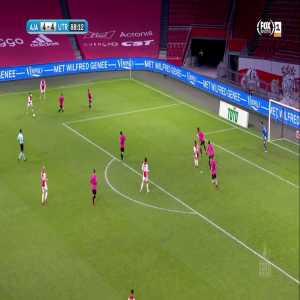 Ajax 5-4 FC Utrecht - Tadic 89' (Great goal)
