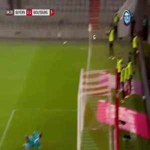 Manuel Neuer save vs. Wolfsburg 84'
