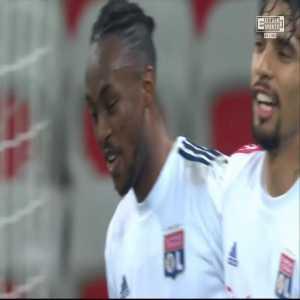 Nice 0-2 Lyon - Tino Kadewere 39'