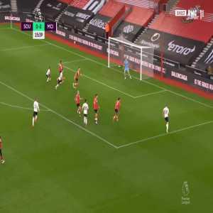Southampton 0 - [1] Manchester City - Raheem Sterling 16'