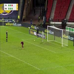 Celtic vs Hearts: Penalty shootout (4-3)