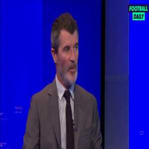 """Roy Keane: """"Leeds were certainly up there when I was playing, They will have a go at Man United, they always do, I always think Leeds players and supporters, probably silly of them for thinking they were as big as Man United"""""""