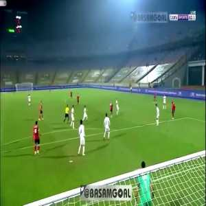 Mohamed Magdy Afsha's historic strike to win the CAF Champions League - Arabic commentary