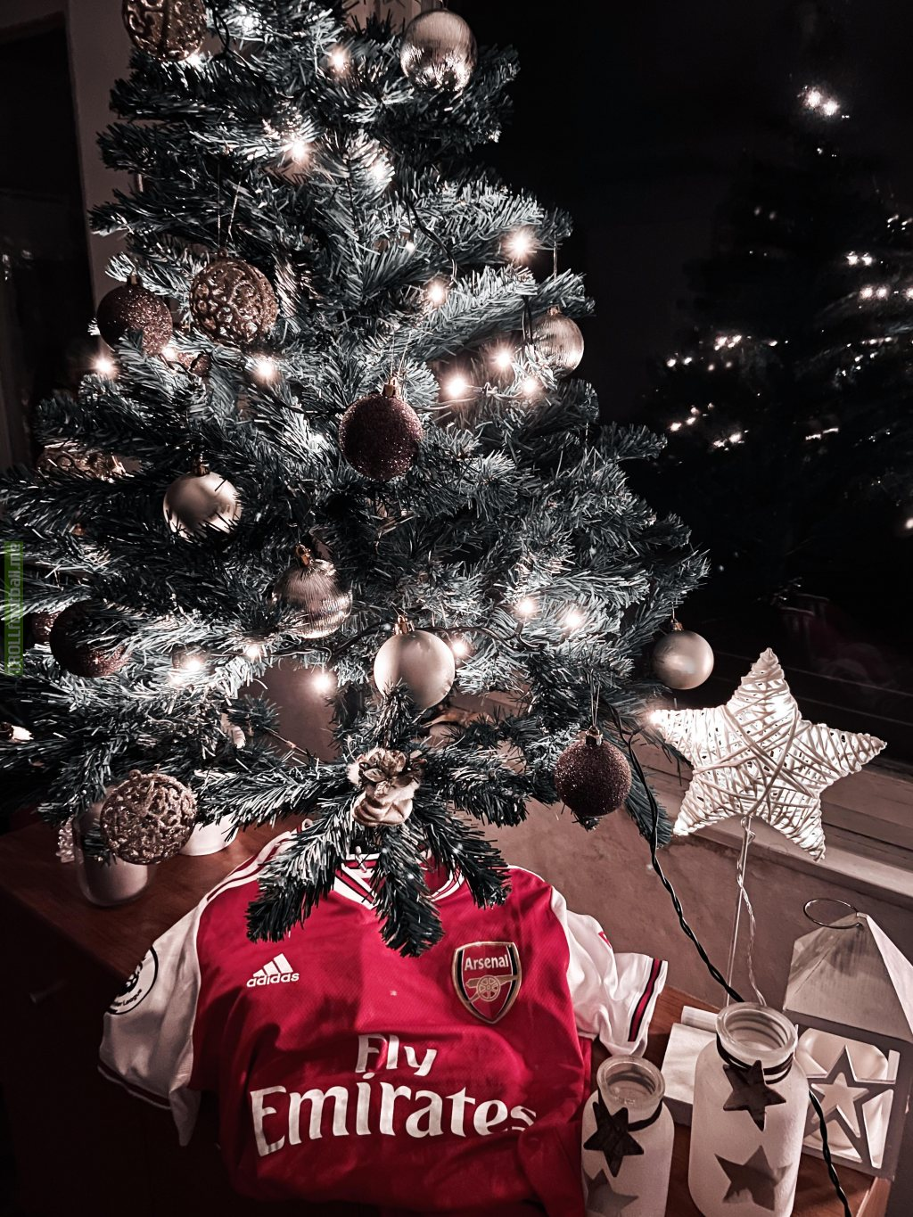 Merry Christmas to the whole football community from an Arsenal fan in Croatia 🇭🇷