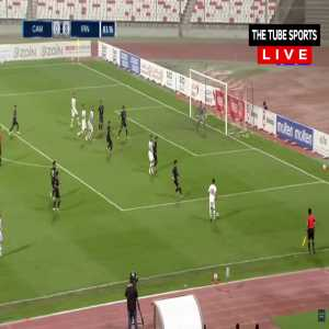 Cambodia 0-9 Iran - Mehdi Ghayedi 84'