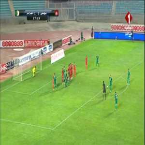 Tunisia 0 - [2] Algeria - Riyad Mahrez 27'