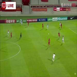 China 1-0 Syria - Zhang Xizhe 42'