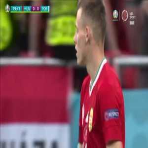 Hungary-Portugal - Szabolcs Schön goal disallowed for offside 79'