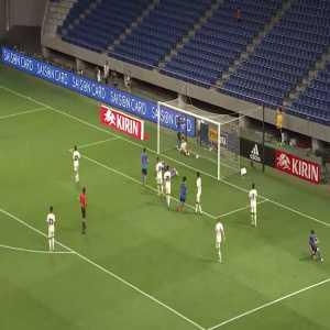 Japan [2] - 0 Kyrgyzstan   Ado Onaiwu 31' [World Cup Qualifiers]