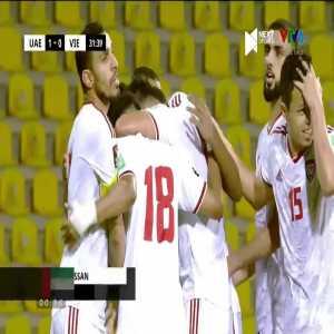 UAE 1-0 Vietnam - Ali Hassan 32'