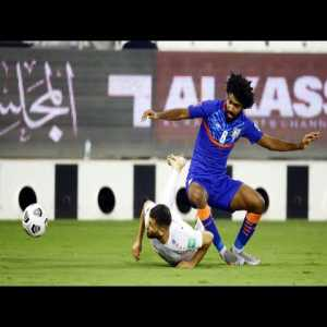 India vs Afghanistan (1-1)   Match Highlights   FIFA WC 2022 & AFC Asian Cup 2023 Joint Qualifiers