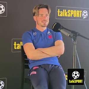 "Jack Grealish reacts to José Mourinho comparing him to Figo: ""Hopefully one day I'll play under him."""
