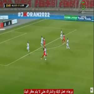 Algeria 0-1 Liberia - Oscar Dorley 24'