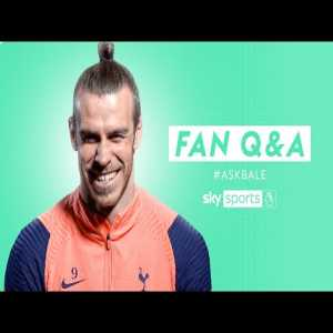 """Bale: """"Evidence of aliens is everywhere. People need to research, it's interesting, I'm quite into it. Kane doesn't believe because he hasn't done research. I've convinced Joe Rodon but he's still on the fence, the amount of UFO sightings can't all be false."""" 