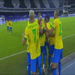Brazil 2-0 Peru - Neymar 68'