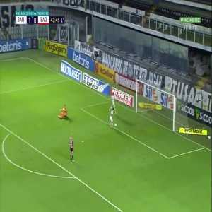 Santos [2] - 0 São Paulo   44' Gabriel Pirani