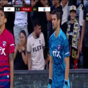 LAFC [1]-0 FC Dallas - Carlos Vela 3'