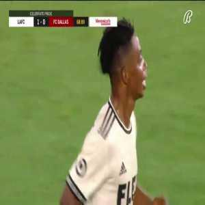 LAFC [2]-0 FC Dallas - Latif Blessing 68'