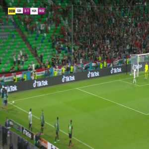 Leroy Sané horrendous corner in Germany-Hungary