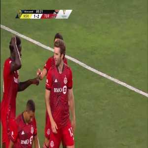 Nashville SC 1-[2] Toronto FC - Patrick Mullins 80'