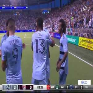 Sporting KC [3]-0 Colorado Rapids - Felipe Hernandez 63'