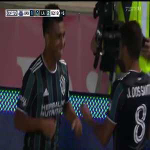 Vancouver Whitecaps 1-[2] LA Galaxy - Efrain Alvarez 90+2'