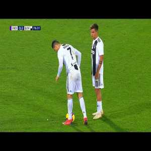 When Cristiano Ronaldo DOESN'T Knuckleball Free Kicks