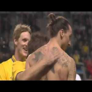 [Throwback] to the day Zlatan Ibrahimovic scored 4 goals vs England including one of the greatest bicycle kicks of all time