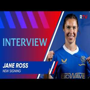 Rangers Women are delighted to announce the signing of Scotland International Jane Ross from Manchester United. The striker, who has over 130 caps for the national team, has spent the past six years playing in the FA Women's Super League with Manchester City, West Ham and Manchester United
