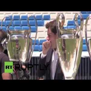 OTD 6 years ago, Iker Casillas said goodbye to Real Madrid fans after 25 years