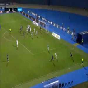 Dinamo Zagreb 2-0 Omonia - Kristijan Jakic 81'