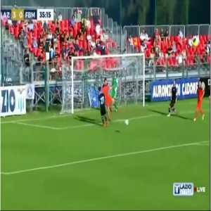Lazio 4-0 Fiori Barp Mas - Elseid Hysaj 36'