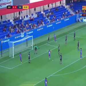 Barça [1] - 0 Nastic de Tarragona - Rey Manaj 62' [Pre-Season Friendly]
