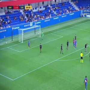 Barça [2] - 0 Nastic de Tarragona - Alex Collado 85' [Pre-Season Friendly]