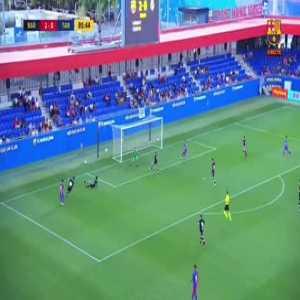 Barça [3] - 0 Nastic de Tarragona - Rey Manaj 86' [Pre-Season Friendly]
