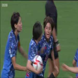 Japan [1]-1 Canada - Mana Iwabuchi 84' (Olympic Women's)