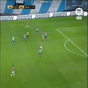 Racing 0-[3] São Paulo - Rigoni 56'