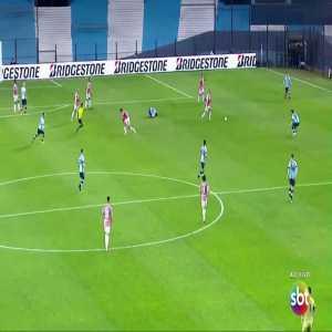 Racing Club 0-1 São Paulo (1-[2] on agg.) - Emiliano Rigoni 44'