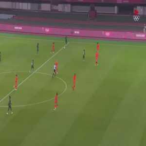Zambia [1]-3 – Barbra Banda 19' (Women's Olympic Football Tournament)