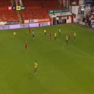 Aberdeen [4]-1 Hacken - Christian Ramirez 84'