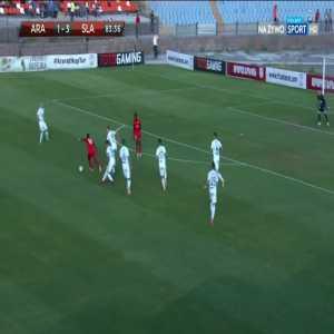 Ararat Yerevan [2]-3 Śląsk Wrocław - Robert Hakobyan 84'