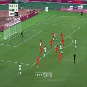 Côte d'Ivoire 1 - [1] Saudi Arabia   Al-Dawsari   Olympics