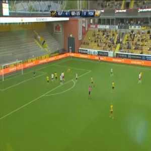 Elfsborg 4-0 Milsami - Frederik Holst 82'