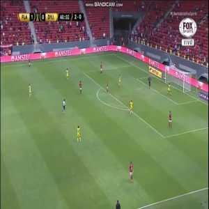 Flamengo 1 - [1] Defensa y Justicia (2-1 agg.)   41' Raúl Loaiza