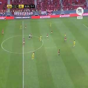 Flamengo [3]-1 Defensa y Justicia - Vitinho 83' (4-1 on agg.)   CONMEBOL Copa Libertadores